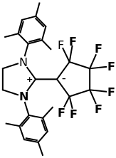 Carbene-perfluorocyclopentene Adduct