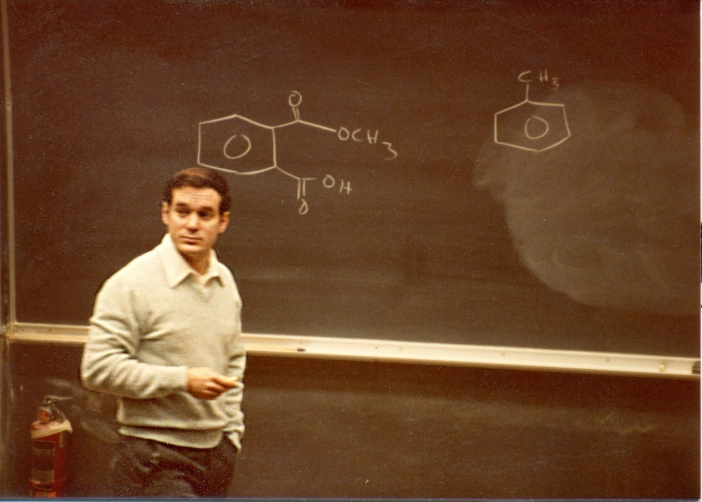 Illinois Lecture by A.J. Arduengo - 1979